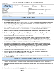 sample employee evaluations employee performance review template 4 way trailer plug wiring