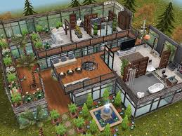 Sims House Design House 58 Level 2 Sims Simsfreeplay Simshousedesign Sims