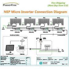 enphase micro inverter wiring diagram enphase solar microinverter 260w ac panel 240vac as enphase m215 micro on enphase micro inverter wiring diagram