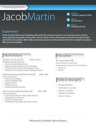 Free Contemporary Resume Templates Sarahepps Com