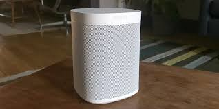 sonos one review is this the best smart speaker
