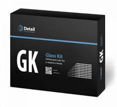 """<b>Набор для очистки</b> и защиты стекла GK """"Glass Kit"""" Detail"""