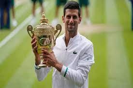 Novak Djokovic wins Wimbledon, goes ...