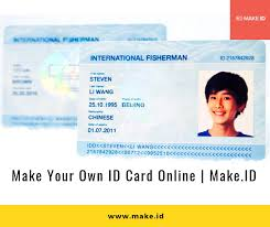 Make An Id Card Make Id Store Buy Online Fake Id Card Fake Drivers License