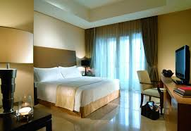 One Bedroom One Bedroom Suites The Ritz Carlton Jakarta Pacific Place