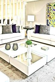 glass table decor dimensions contemporary for astonishing living plans small formal seats south square ideas decorating