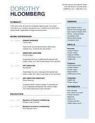 Free Resume Templates 2017 Wonderful 675 Simple Decoration Best Free Resume Templates 24 Resume Builder