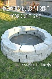 how to build an outdoor fireplace with cinder blocks how to build an outdoor fireplace with