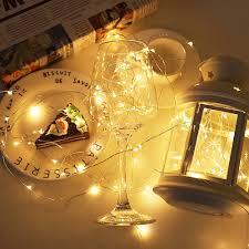 Fairy Lights Bedroom Target Led String Waterproof Copper Outdoor Fairy Lights Battery