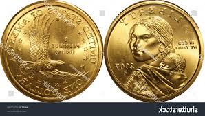 Sacagawea Gold Dollar Value Chart Hd Sacagawea Dollar Vector Cdr Free Vector Art Images