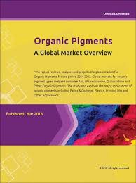Cathay Industries Colour Chart Organic Pigments A Global Market Overview Research And Markets