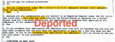 H1B Visa Worker Deported at Port of Entry After CBP Officer Finds Fake  Resumes on his White iPhone