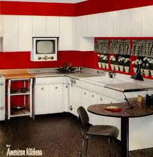 Kitchen Cabinets Brand Names Six Kitchen Designs From 1953 Avco American Kitchens Retro
