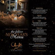 New Year Menu The Festive New Years Menu Picture Of Chocolat Royal