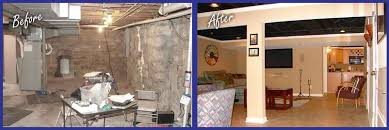 basement remodels before and after. Kansas City Basement Finishing And Remodeling Remodels Before After N