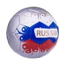 <b>Футбольный мяч Jogel Russia</b> под нанесение логотипа
