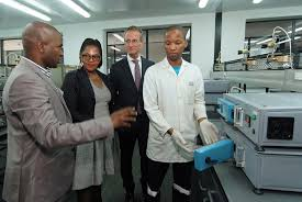 Lab Analyst Coal Terminal Unveils R49 Million Lab Zululand Observer