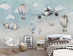 kids wallpaper aircraft personality