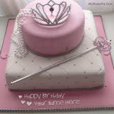 Small Birthday Cake For Baby Girl Princess