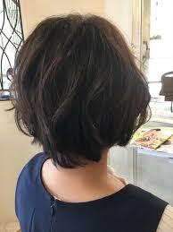 くせ毛を活かしたショートヘアに大変身 香川県高松市で大人女性に