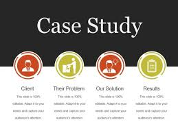 Case Study Template Case Study Template Ppt Case Study Templates