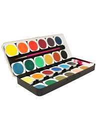 studio watercolour painting set 26pce