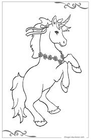 Unicorno Disegni Da Colorare Per Ragazzi Gratis