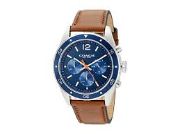 Coach, <b>Fashion</b> Watches, <b>Men</b>, <b>30m</b> - 50m | Shipped Free at Zappos