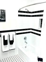 black and white floor tiles bathroom black and white tile bathroom retro black white bathroom floor