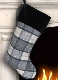 gray christmas stockings. Delighful Stockings Wool Christmas Stocking Gray By MeredithRosePetal For Stockings G