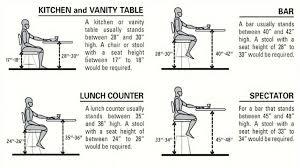bench seat height. Office Good Looking Height Of Bench Seat 7 Peculiar For Table Design Counter Seating Kitchen Metal I