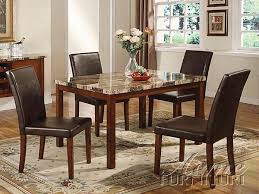 marble top dining table sets. nice ideas faux marble dining table set clever design top sets r