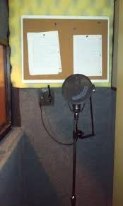 help building soundproof vocal booth
