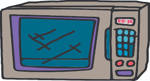 microwave clipart. in defense of the microwave: an essay on heated convenience microwave clipart m