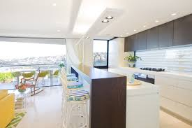 Modern Galley Kitchen Modern Galley Kitchen With Breakfast Bar 19922 House Decoration