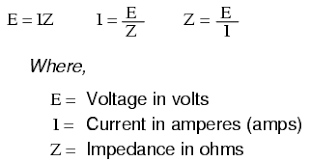 alternating current circuit. ohm\u0027s law for ac alternating current circuit