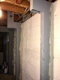 ed or buckled basement walls we