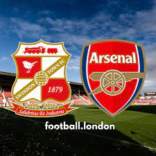 Swindon Town 2-1 Arsenal U21s live ...