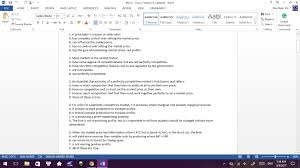 Word Test 3 Solved Micro Test 3 Version A Updated Word Hom Review Vi