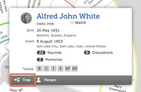 London Familysearch Centre New Discovery Fan Chart
