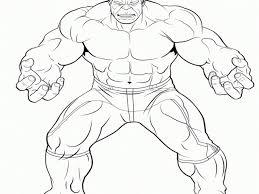 Stampa Disegni Da Colorare Hulk Timazighin Con Disegno Di Hulk E