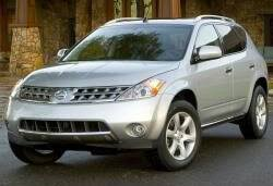Nissan Murano 2007 Wheel Tire Sizes Pcd Offset And