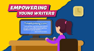 empowering young writers timewriting