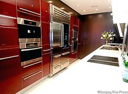 full wall kitchen cabinets beautiful kitchen features a wall of floor to  ceiling pantry cabinets fitted .