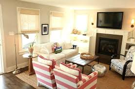 extraordinary living room arrangements for small spaces with fireplace and layout ideas bay window furniture chairs