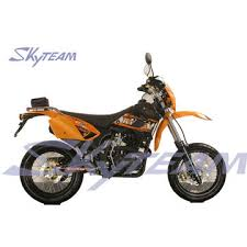 skyteam 125cc 250cc 4 stroke eec sm super moto and trail enduro
