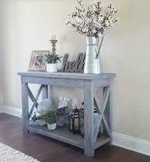 Image Elegant Furniture Richardkahlenbergcom Enchanting Entry Console Table Decor Applied To Your House Idea