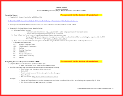 Email Format Example Good Resume Format