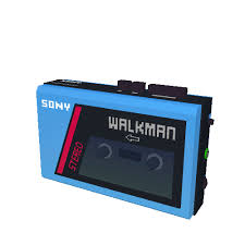 sony walkman cassette player. gif transparent sony walkman cassette player