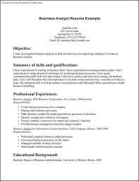 Business Admin Cv Template Curriculum Vitae Sample Business